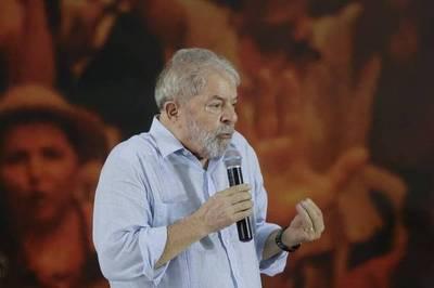 Según Temer, Lula tiene aún chances políticas en Brasil