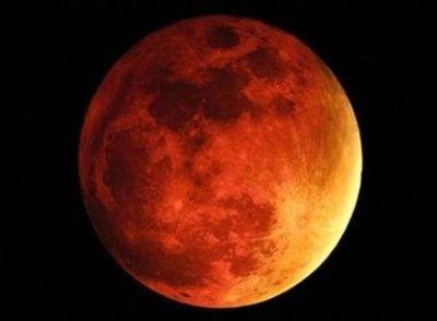 Mañana brillará la superluna azul de sangre