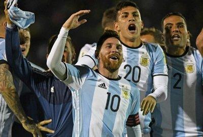 Sampaoli quiere a Messi en plena forma