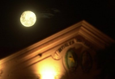 Superluna se podrá observar esta noche