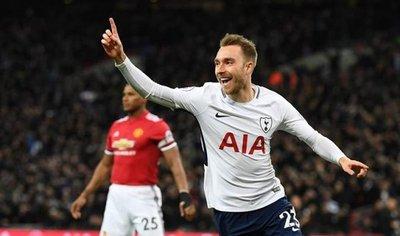 Tottenham desarma al United y deja la Premier League en bandeja al City