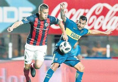 Heroico empate de San Lorenzo con nueve