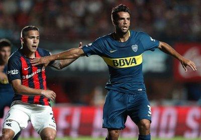 El líder Boca Juniors empató con San Lorenzo