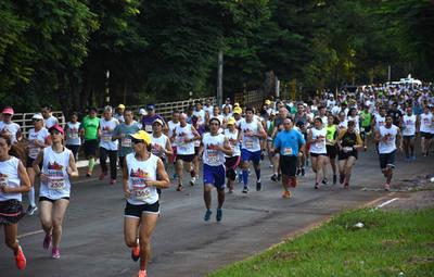 Atletas olímpicos se imponen en San Blas