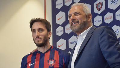 Presentan a Luis Zubeldía como DT de Cerro