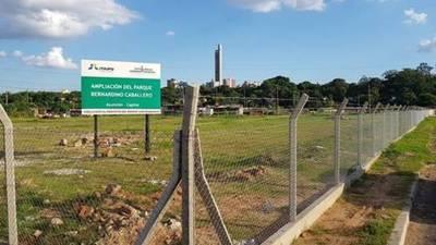 El Parque Caballero se prepara para ser el Central Park de Asunción
