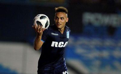 Lautaro Martínez, cerca de fichar por el Inter
