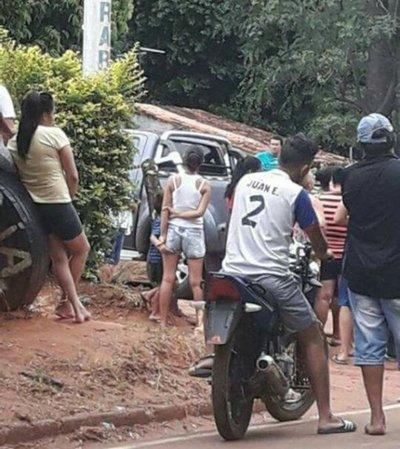 Accidente fatal en zona no señalizada de Limpio