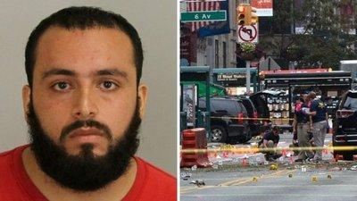 Cadena perpetua para terrorista que colocó bombas en Nueva York