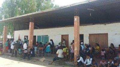 Indígenas conforman comisión de salud en Alto Paraguay