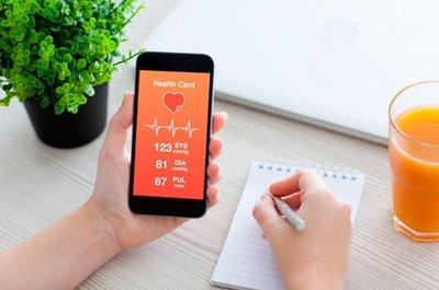 Riesgo de datos con las app de salud