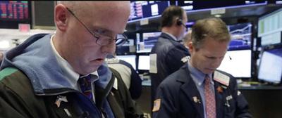 Inflación en EE.UU. subió más de lo esperado y Wall Street vivió otra jornada de subas y bajas