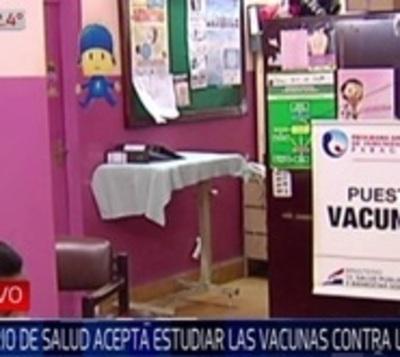"Sigue preocupación por vacuna de varicela: ""No se compra de un kiosco"""