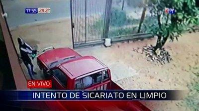 Sicariato en Limpio: Ordenan liberar a sospechosa