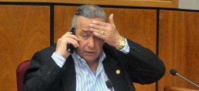 Caso González Daher depende de la Justicia, dice Pedro Alliana