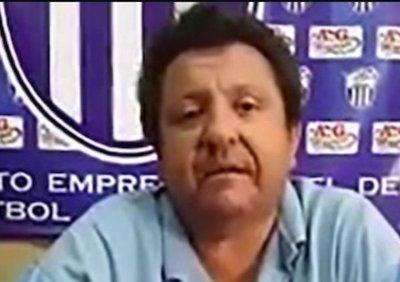 Dirigente de Rubio Ñu no se presentó a declarar