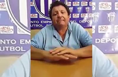 Abogado de gerenciador de Rubio Ñu asegura que su clienta no está prófugo