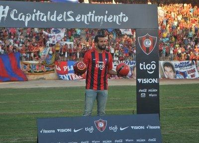 Victorino culpó a Cerro por su doping positivo