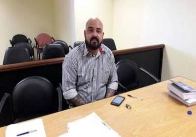 Condenan a exvocalista de 'Pipa para tabaco' a tres años y medio de prisión