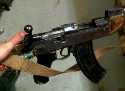 Abuela evita un posible tiroteo en una escuela