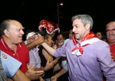 "Avizoran amplía victoria colorada: ""Marito se debe sentir presidente"""