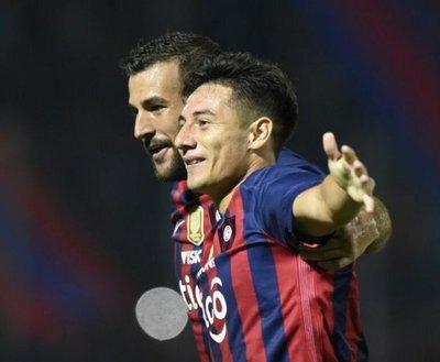 """""""Marcelo Arzamendia"""" y """"Óscar Messi"""", goleadores"""
