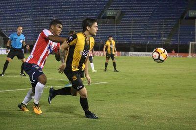 Postales: Guaraní 0-0 Junior