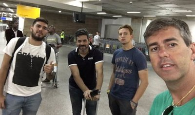 Olimpia ficha a última hora al delantero Jorge Ortega