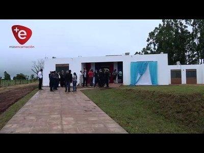 AMPLIARAN CENTRO DE FORMACION DE CAMBYRETA