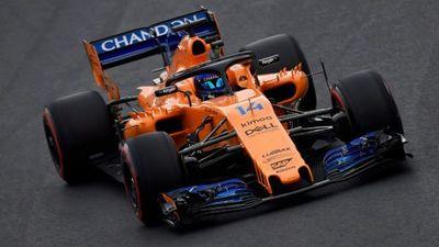 F1: Ricciardo el mejor del día y con un Alonso renovado