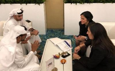 Paraguay busca radicación de inversiones de los Emiratos Árabes