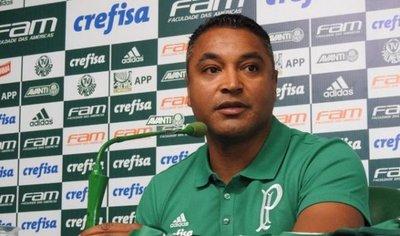 Técnico Palmeiras dice que están en el grupo más difícil de la Libertadores
