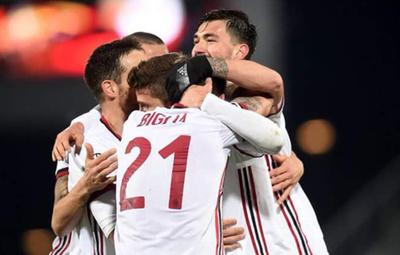 Milan definirá con Juventus la Copa Italia
