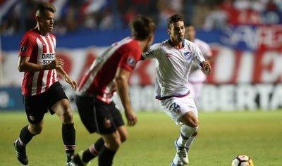 Estudiantes y Nacional no se sacaron ventaja en Copa
