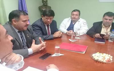 Autoridades fortalecen alianza para trasplantes