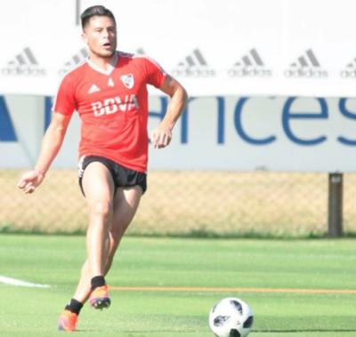 Jorge Moreira puede volver a las prácticas