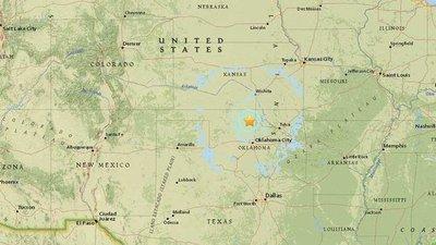Registran temblores en varias ciudades de EEUU