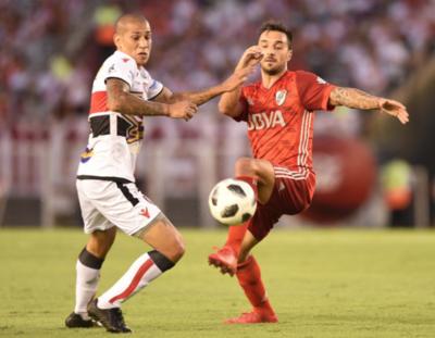 River sigue sin poder ganar en la Superliga