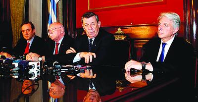 Cancilleres del Mercosur evaluarán negociación con la UE