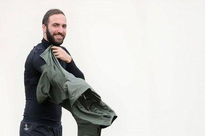 Higuaín entra en la lista de la Juventus