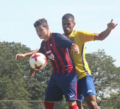 Victorias de Cerro Porteño y Deportivo Capiatá en Formativas