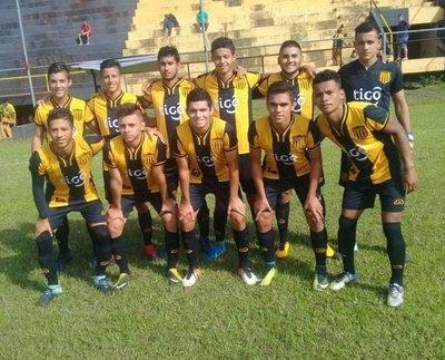 Libertad y Guaraní, encabezan la Sub 17