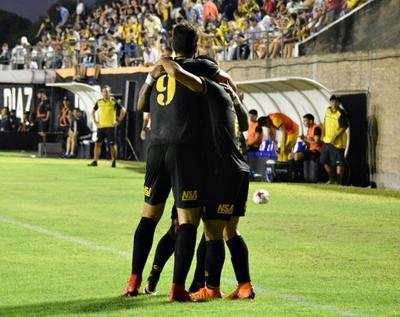 Guaraní se recupera en el Nido