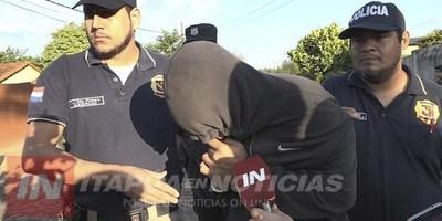 CASO HUG:  DETENIDO EN ALLANAMIENTO NIEGA LOS CARGOS