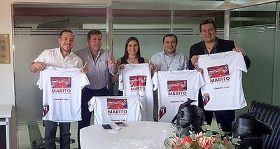 Gerentes convierten a Tesãi en seccional colorada para congraciarse con Marito