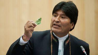 Evo criticó al Grupo Lima y defiende a Maduro