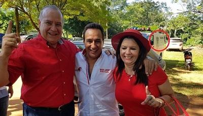 Darío Filártiga abusa de servicios públicos en campaña de la Lista 1