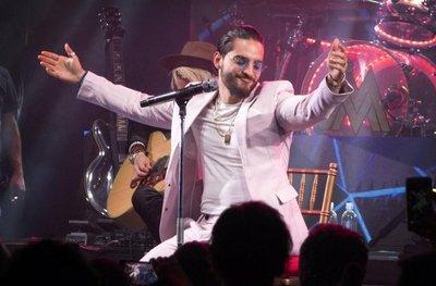 Maluma canta uno de los temas del Mundial Rusia 2018