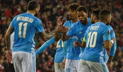 Marsella elimina a Athletic en una de sus noches más negras