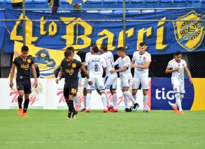 Luqueño le gana por goleada a Guaraní
